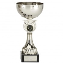 Crusader Silver Coloured Cup