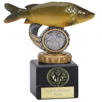 "MIRROR CARP Fishing Trophy 4.75"" FREE ENGRAVING Angling Award"