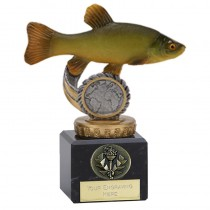 "TENCH Angling Fishing Trophy 4.75"" FREE ENGRAVING Award"