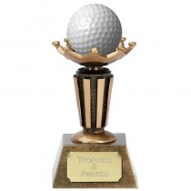 Golf Ball Holder Trophy
