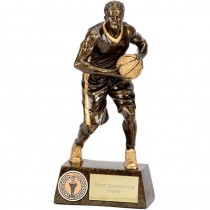 "BASKETBALL Player Trophy 6"" or 7.25"" FREE ENGRAVING Male Personalised Award"