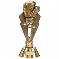 "BOXING Glove Trophy 12"" (30.5cm)  FREE ENGRAVING Personalised Award"