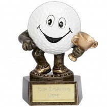 Golf Man Nearest the Pin Trophy