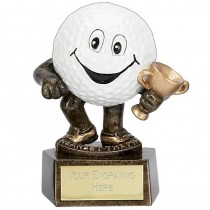 Golf Man Longest Drive Trophy