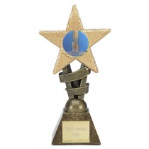 "BALLET Star Trophy 2 Sizes 5.5"" or 6.75"" FREE ENGRAVING En Pointe Award"