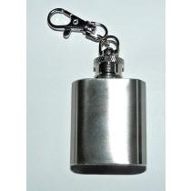 Hip Flask Key Ring